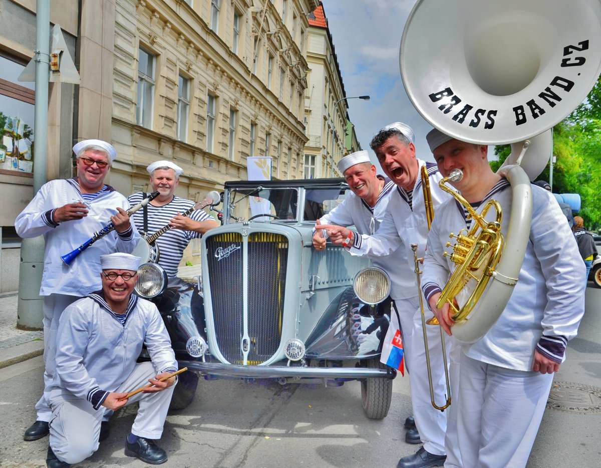 Rakovnik Brass Band
