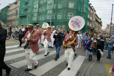 Parada Nowoorleańska