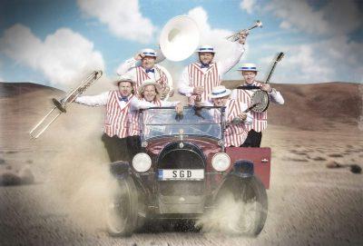 Sunny Groove Dixie - Łotwa